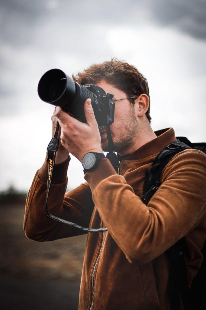 graphiste et photographe en freelance